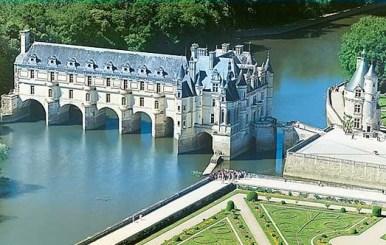 castello chenonseau