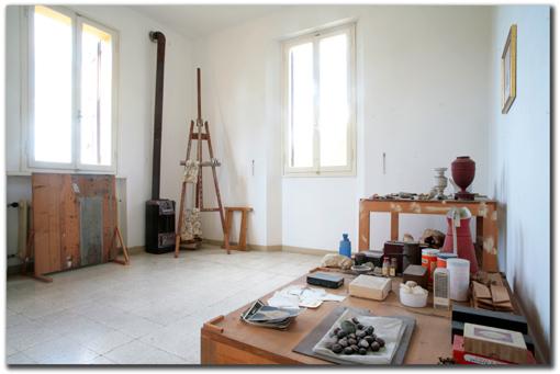 Museo-Casa-Studio-Morandi-Grizzana-Morandi-Bologna
