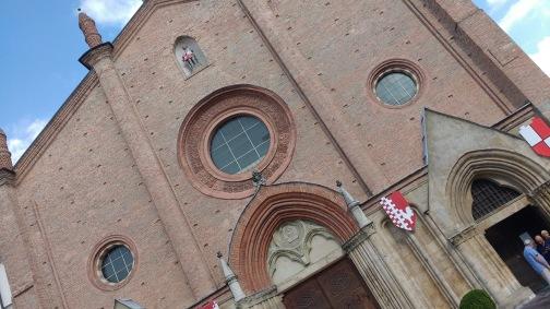 Asti, Collegiata di San Secondo
