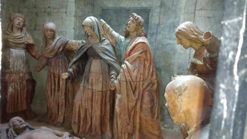 asti cattedrale statue
