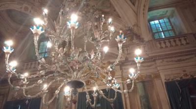castello lampadario